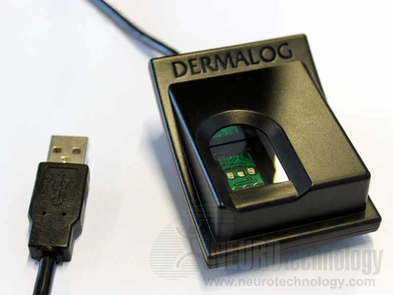 DERMALOG Fingerprint Scanner F1