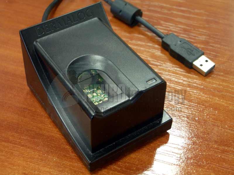DERMALOG ZF1 fingerprint scanner