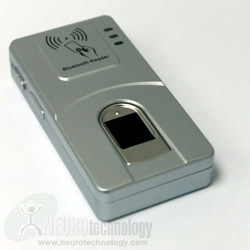 HFSecurity HF-7000 bluetooth fingerprint scanner (Hui Fan Technology)