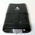 VistaEY2H Dual Iris Camera, top back view