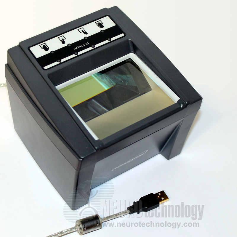Cross Match L SCAN Patrol And ID Fingerprint Scanners