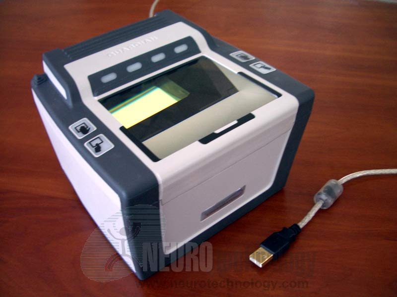 fingerprint scanner windows 10