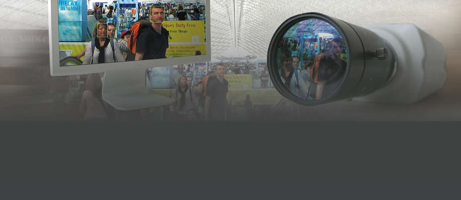 Facial Identification Pedestrian And Vehicles Tracking