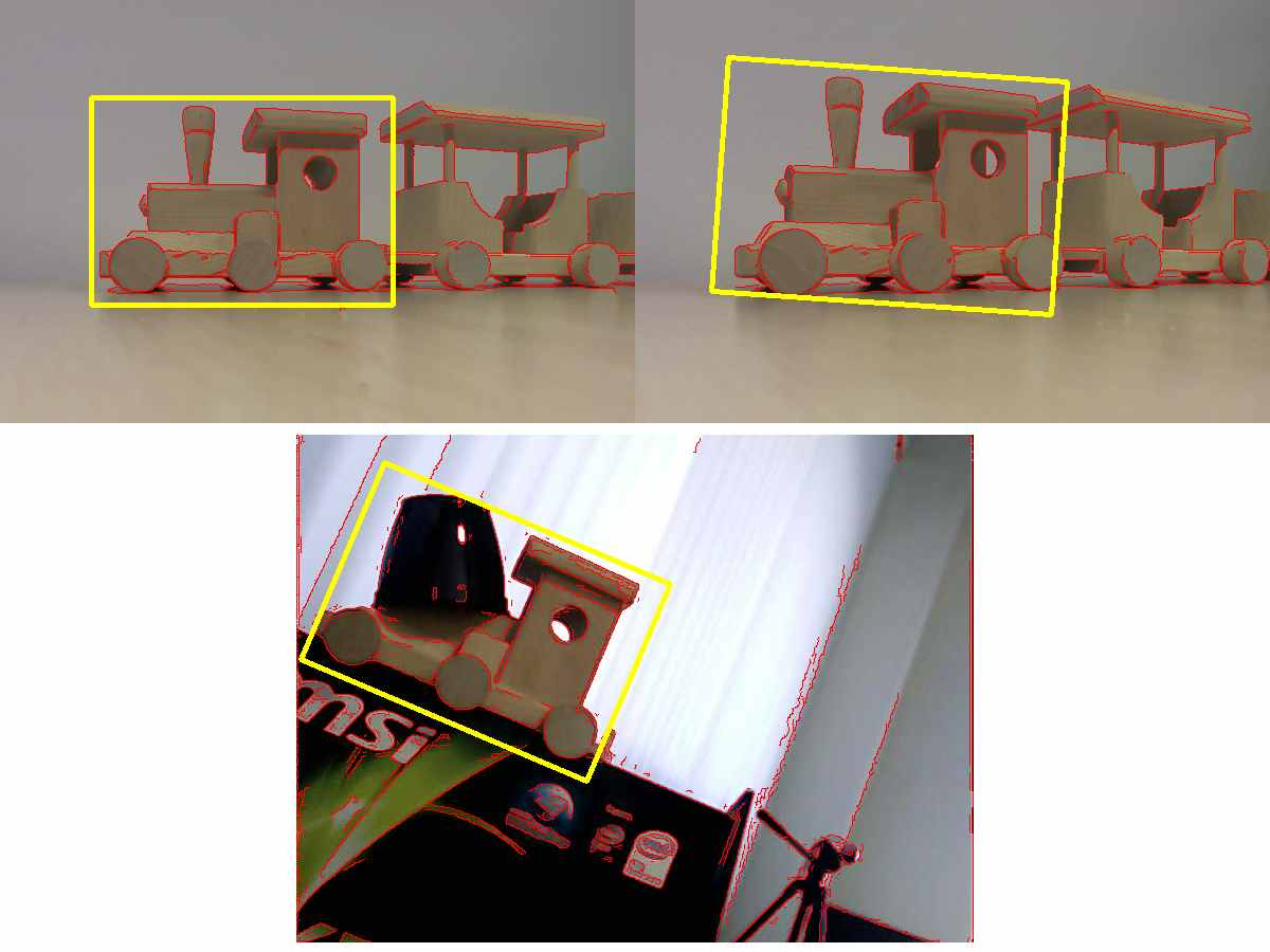 Object recognition technology and SDK for robotics and computer vision