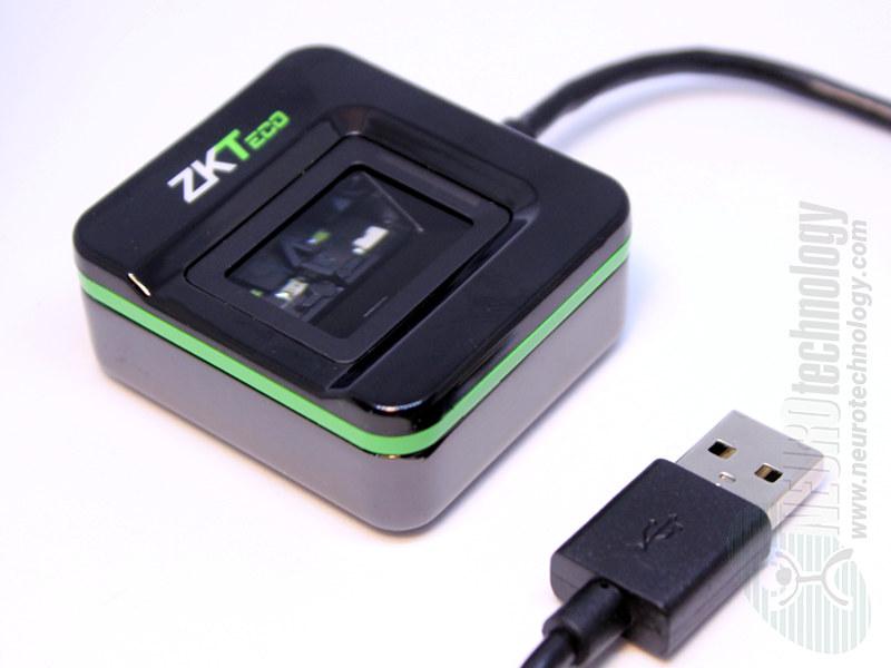ZKTeco SLK20R USB Fingerprint Scanner