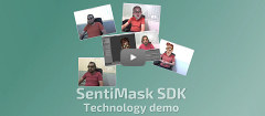 SentiMask SDK video thumbnail
