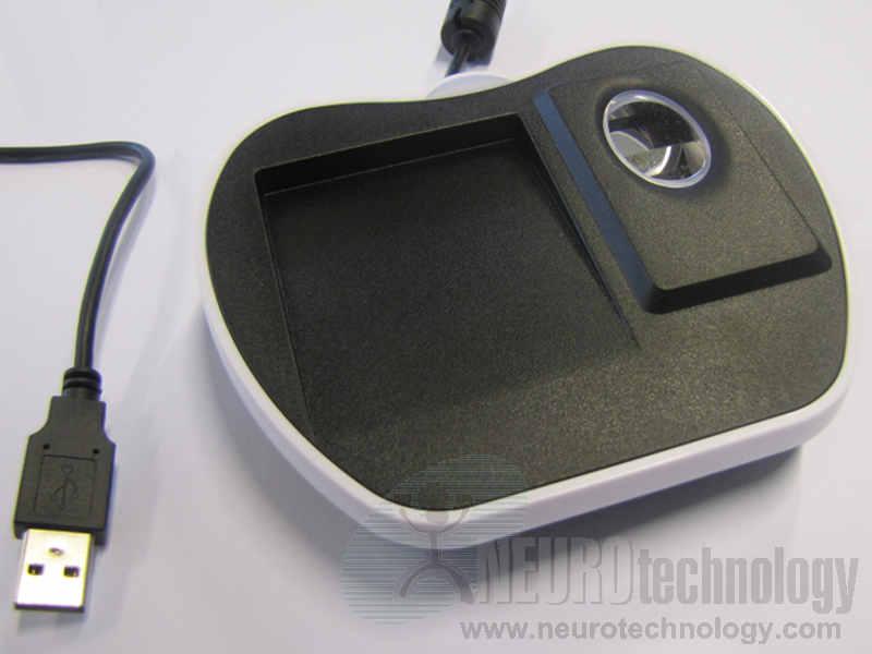 ZKSoftware ZK8000 Fingerprint Scanner and MIFARE Card Reader / Writer